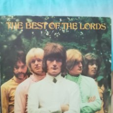 Discos de vinilo: THE BEST OF THE LORDS . Lote 96916463