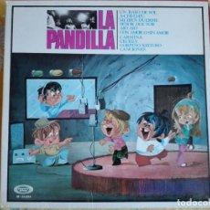 Discos de vinilo: LP - LA PANDILLA - MISMO TITULO (SPAIN, MOVIEPLAY 1970, PORTADA DOBLE). Lote 96924183
