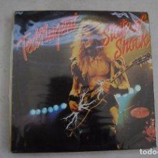 Discos de vinilo: TED NUGENT. STATE OF SHOCK. EPIC 1979. LP. Lote 96931135