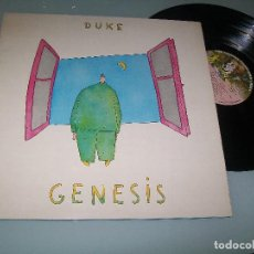 Discos de vinilo: GENESIS - DUKE .. LP DE CHARISMA 1980 - PORTADA ABIERTA - EDICION ESPAÑOLA ORIGINAL . Lote 96931831