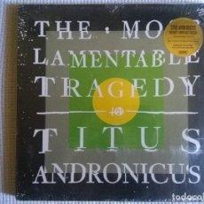 Discos de vinilo: TITUS ANDRONICUS - '' THE MOST LAMENTABLE TRAGEDY '' 3 LP 2015 SEALED. Lote 96940695