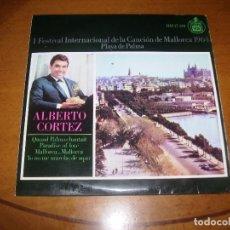 Discos de vinilo: EP : ALBERTO CORTEZ : ED SPAIN BUEN ESTADO. Lote 96944511