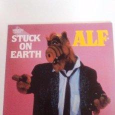 Discos de vinilo: ALF STUCK ON EARTH ( 1987 RCA BMG GERMANY ) BUEN ESTADO GENERAL BEN LIEBRAND. Lote 96944595