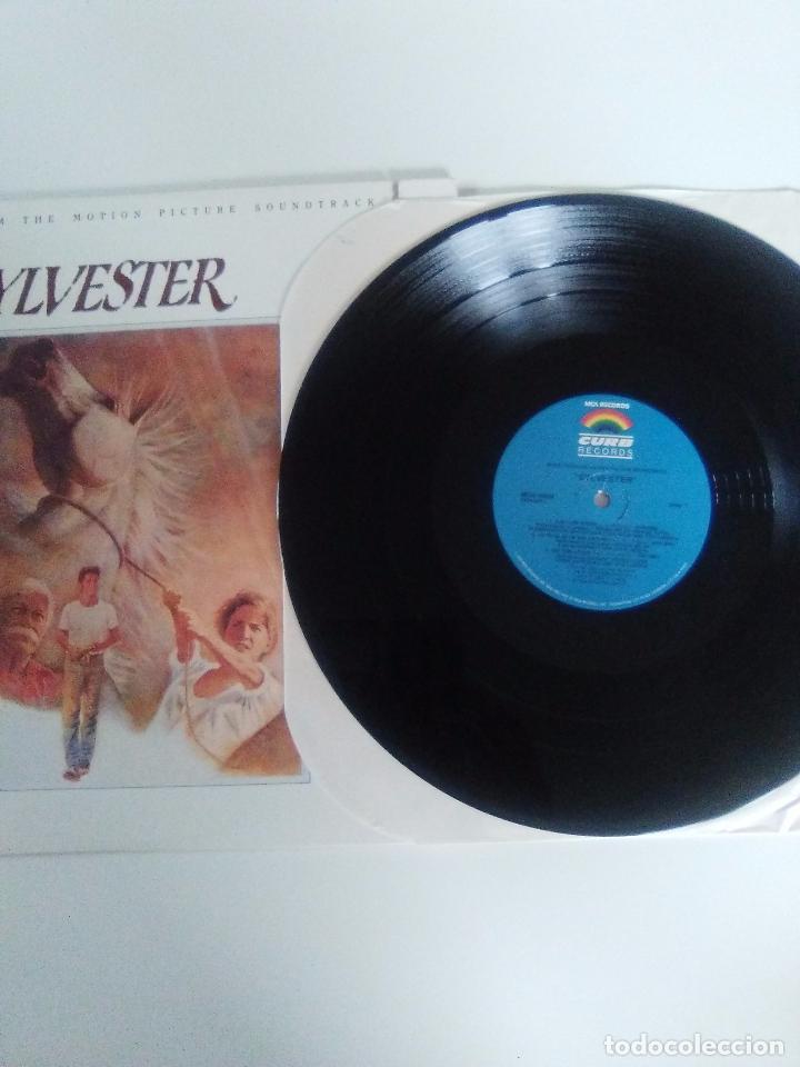 Discos de vinilo: SYLVESTER ( 1985 CURB RECORDS USA) LOS LOBOS CRUZADOS TEXTONES CARLA OLSON RANK AND FILE GAIL DAVIES - Foto 3 - 96955307