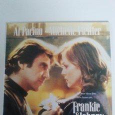 Discos de vinilo: FRANKIE & JOHNNY ( 1991 CURB RECORDS ESPAÑA ) JAMES INTVELD DOOBIE BROTHERS ANGEL GOLDEN EARRING. Lote 96955427