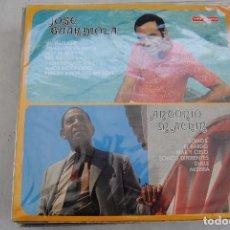 Discos de vinilo: JOSE GUARDIOLA. ANTONIO MACHIN . VERGARA 1972. LP , DIFÍCIL. Lote 96956919