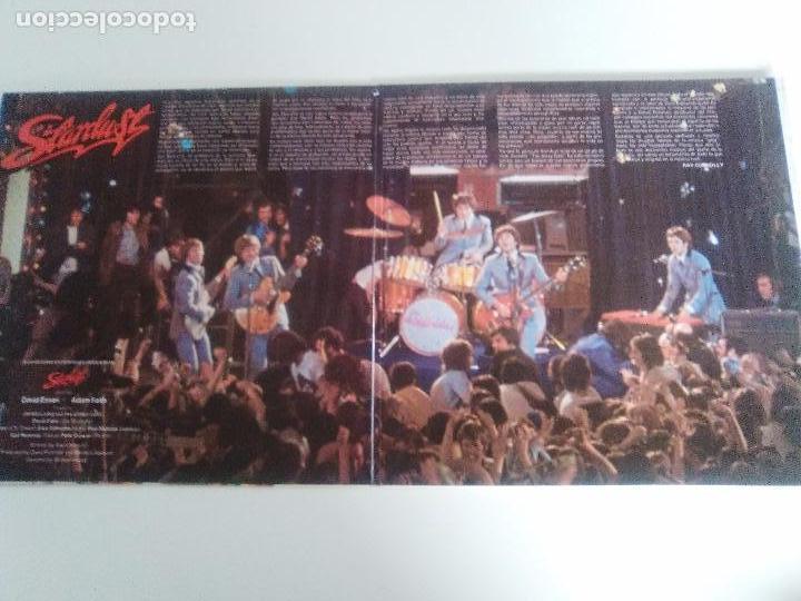 Discos de vinilo: STARDUST 2LP ( 1975 EMI ESPAÑA ) DAVE EDMUNDS THE STRAY CATS DAVID ESSEX JIMI HENDRIX ANIMALS WHO - Foto 3 - 96960847