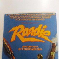 Discos de vinilo: ROADIE 2LP ( 1980 WARNER ESPAÑA ) BLONDIE CHEAP TRICK ALICE COOPER STYX ROY ORBISON JERRY LEE LEWIS. Lote 96961263