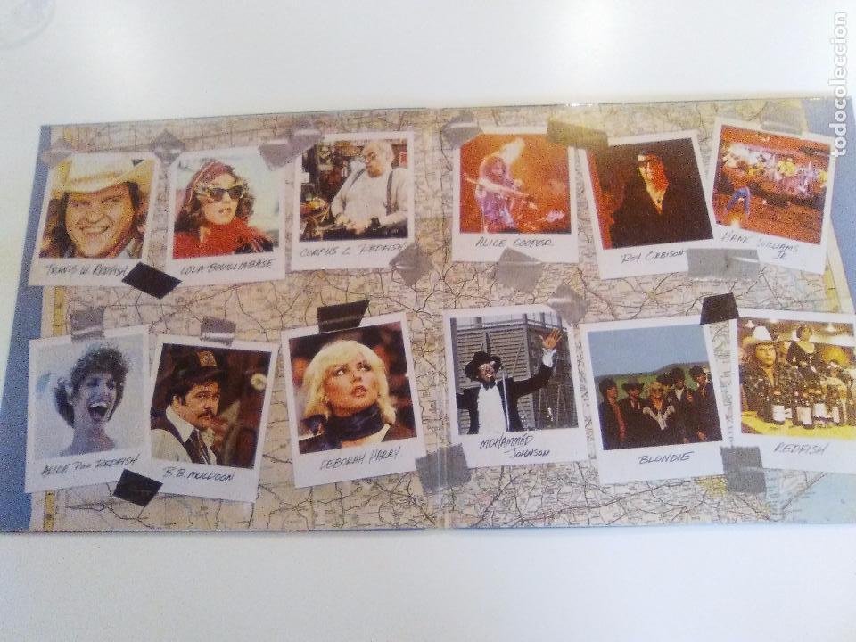 Discos de vinilo: ROADIE 2LP ( 1980 WARNER ESPAÑA ) BLONDIE CHEAP TRICK ALICE COOPER STYX ROY ORBISON JERRY LEE LEWIS - Foto 5 - 96961263