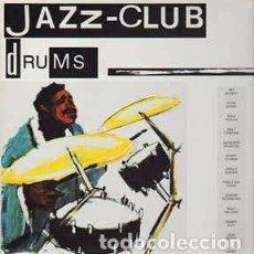 Discos de vinilo: VARIOUS ?– JAZZ-CLUB • DRUMS. Lote 96963611