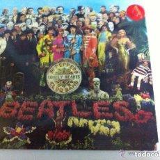 Discos de vinilo: THE BEATLES - SGT.PEPPER´S CLUB BAND -LP INGLÉS. Lote 96966583