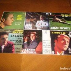 Discos de vinilo: LOTE 6 EP'S : JAIME MOREY : BUEN ESTADO EX. Lote 96969315