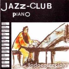 Discos de vinilo: VARIOUS ?– JAZZ-CLUB • PIANO. Lote 96980735