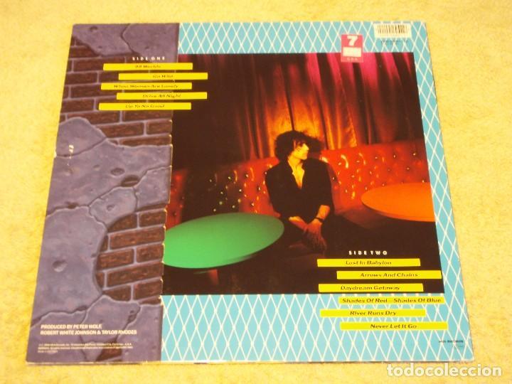 Discos de vinilo: Peter Wolf – Up To No Good!, Europe 1990 MCA Records - Foto 2 - 96982019