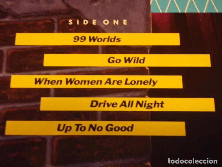 Discos de vinilo: Peter Wolf – Up To No Good!, Europe 1990 MCA Records - Foto 3 - 96982019