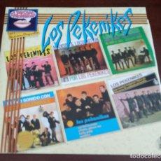 Discos de vinilo: LOS PEKENIKES - LA DECADA PRODIGIOSA - DOBLE 2.LP - 1986. Lote 96982131