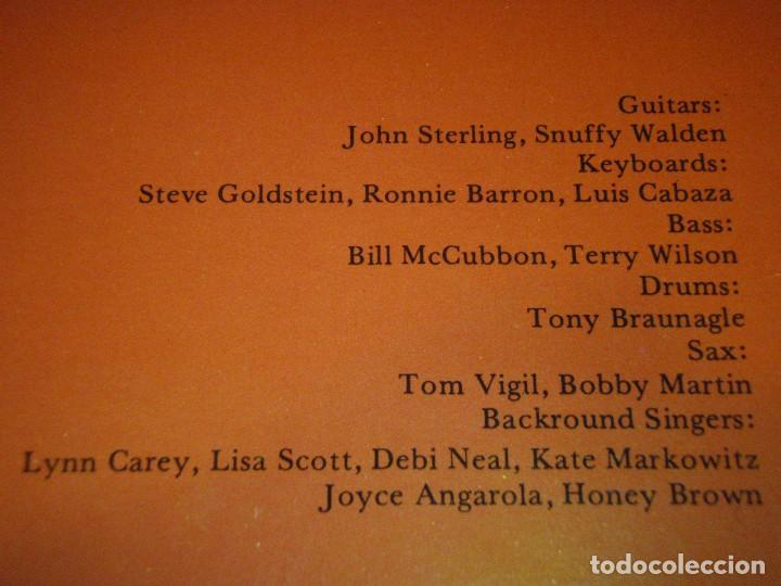 Discos de vinilo: ERIC BURDON BAND ( MUSIC FILM COMEBACK ) 1982-FRANCE LP33 SQUIRE RECORDS - Foto 3 - 96988415