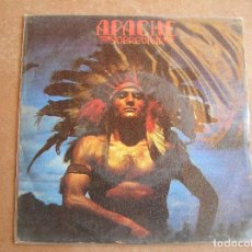 Disques de vinyle: APACHE – SOBREVIVIR - EPIC 1979 - SINGLE - P -. Lote 96989507