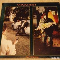Discos de vinilo: VOYAGER ( ACT OF LOVE ) 1980 - HOLANDA LP33 VERTIGO. Lote 97038827