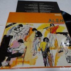 Discos de vinilo: ALEN - LP -1981- JAZZ IZ. Lote 97044771