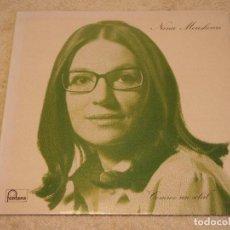Discos de vinilo: NANA MOUSKOURI ( COMME UN SOLEIL ) 1971-FRANCE LP33 FONTANA. Lote 97048195