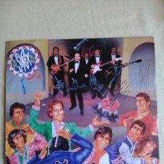Discos de vinilo: LOS SIREX-25 AÑOS-LP CON DEDICATORIA Y AUTÓGRAFO DE UN COMPONENTE. 1987 PERFIL. RARO.. Lote 97064452