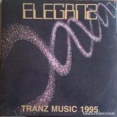 Discos de vinilo: ELEGANZ TRANZ MUSIC 1995 AREA INTERNATIONAL. Lote 97069167