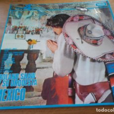 Discos de vinilo: ROLAND SHAW Y SU ORQUESTA. MEXICO. Lote 97073039