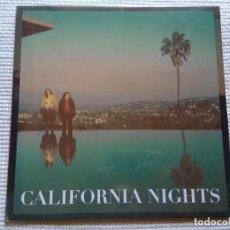 Discos de vinilo: BEST COAST - '' CALIFORNIA NIGHTS '' LP 2015 EU SEALED. Lote 97082335