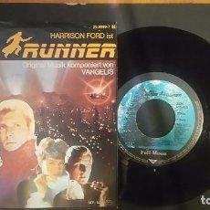 Discos de vinilo: VANGELIS.BLADE RUNNER.SINGLE. Lote 97091931