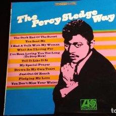 Discos de vinilo: LP PERCY SLEDGE: THE PERCY SLEDGE WAY (US 1967). Lote 97106863
