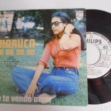 Discos de vinilo: SINGLE DE MARUCA DA DA DU DU-BENIDORM 1976-PROMO. Lote 97120075
