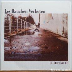 Discos de vinilo: LES RAUCHEN VERBOTEN - EL FUTURO EP. Lote 97137515