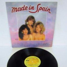 Discos de vinilo: MADE IN SPAIN - LP - BELTER 1981 LLOBELL GRUPO DE ESTUDIO POP DANCE - SEXY COVER. Lote 97139387
