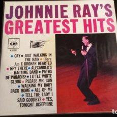 Discos de vinilo: LP JOHNNIE RAY: GRATEST HITS (HOLANDA 1969). Lote 97139747