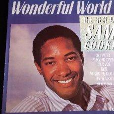 Discos de vinilo: LP SAM COOKE: THE BEST OF (EUROPA 1986). Lote 97139855