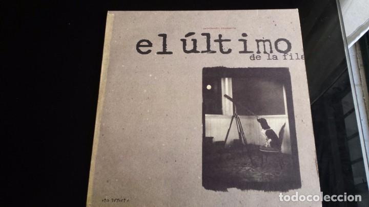LP EL ULTIMO DE LA FILA: ASTRONOMÍA RAZONABLE (Música - Discos - LP Vinilo - Grupos Españoles de los 90 a la actualidad)
