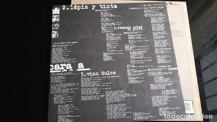 Discos de vinilo: LP EL ULTIMO DE LA FILA: ASTRONOMÍA RAZONABLE - Foto 4 - 97140707