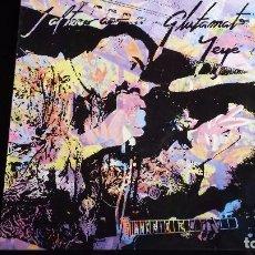 Discos de vinilo: LP GLUTAMATO YEYE: Y AL TERCER AÑO (EN DIRECTO). Lote 97141159
