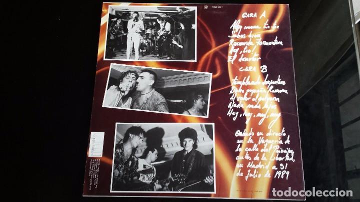 Discos de vinilo: LP GLUTAMATO YEYE: Y AL TERCER AÑO (EN DIRECTO) - Foto 2 - 97141159