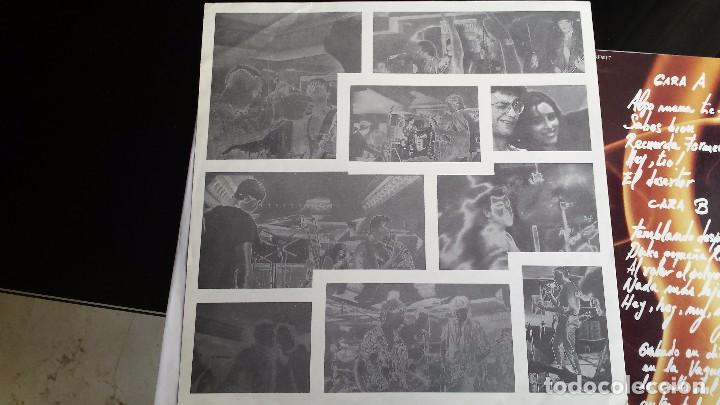 Discos de vinilo: LP GLUTAMATO YEYE: Y AL TERCER AÑO (EN DIRECTO) - Foto 3 - 97141159