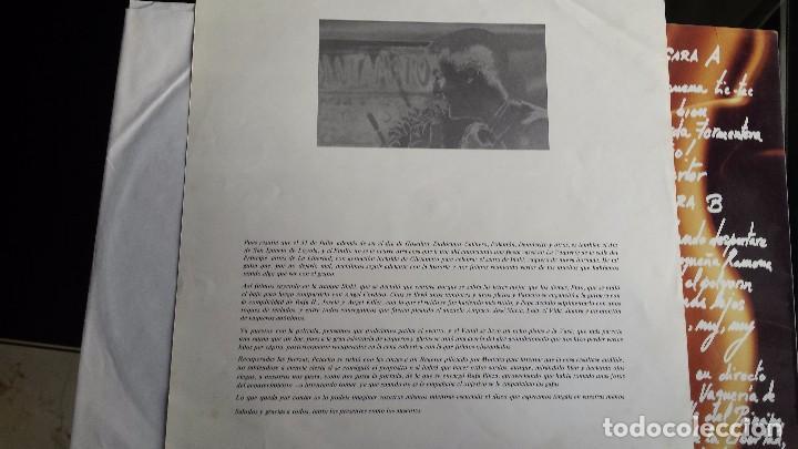 Discos de vinilo: LP GLUTAMATO YEYE: Y AL TERCER AÑO (EN DIRECTO) - Foto 4 - 97141159