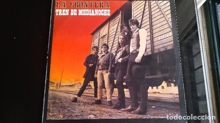 LP LA FRONTERA: TREN DE MEDIANOCHE (Música - Discos - LP Vinilo - Grupos Españoles de los 90 a la actualidad)