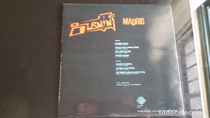 Discos de vinilo: LP BURNING: MADRID (SPAIN 1991) - Foto 2 - 97141507