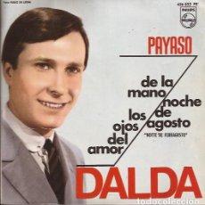 Discos de vinilo: EP- JOSE MARIA DALDA PAYASO PHILIPS 436852 SPAIN 1966. Lote 97147507