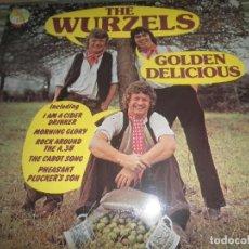 Discos de vinilo: THE WURZELS - GOLDEN DELICIOUS LP - ORIGINAL INGLES - EMI RECORDS 1977 - MUY NUEVO (5).. Lote 97147959