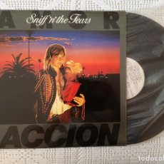 Disques de vinyle: SNIFF 'N' THE TEARS, AMOR ACCION (MOVIEPLAY) LP PROMOCIONAL ESPAÑA. Lote 97152111