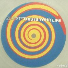 Discos de vinil: DISCO LP PICTURE- ZELESTE IS YOUR LIFE - I - VINILO. Lote 97153459