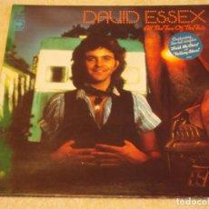Discos de vinilo: DAVID ESSEX ( ALL THE FUN OF THE FAIR ) ENGLAND-1975 LP33 CBS. Lote 97157383
