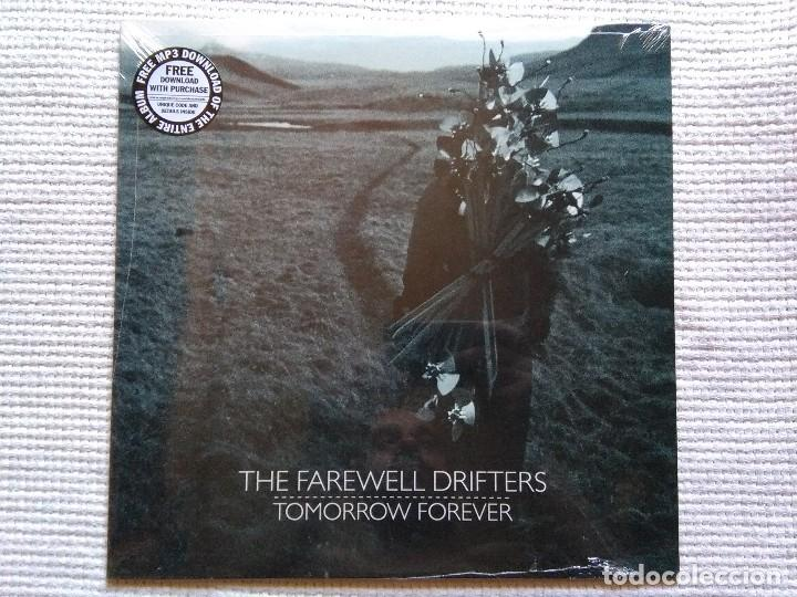 Discos de vinilo: THE FAREWELL DRIFTERS - TOMORROW FOREVER LP + DOWNLOAD USA 2014 SEALED - Foto 1 - 97160495